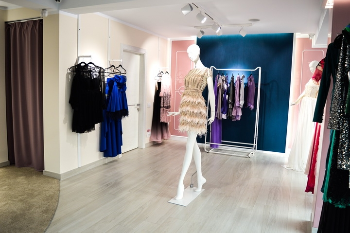 Moro Daniela showroom by Glamshops