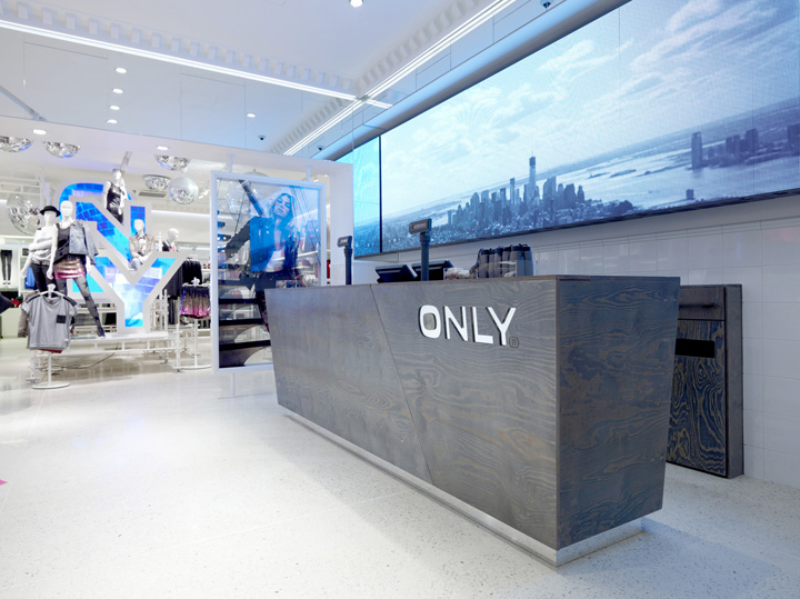 ONLY store by Riis Retail, Herning – Denmark
