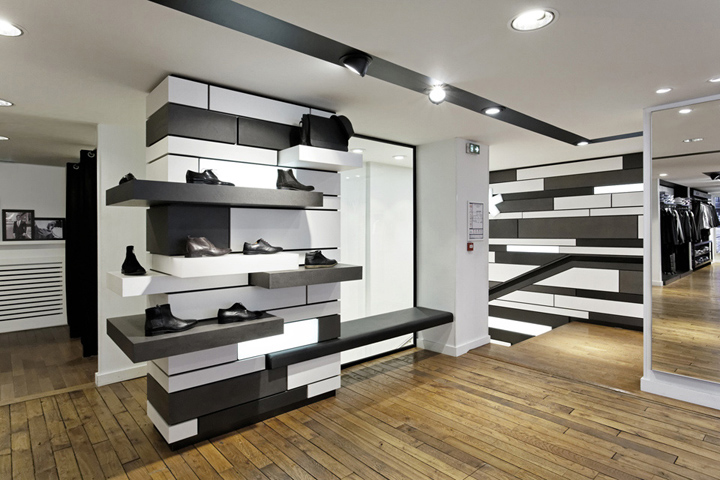 Celio*CLUB flagship store by Costa-Imaginering, Paris