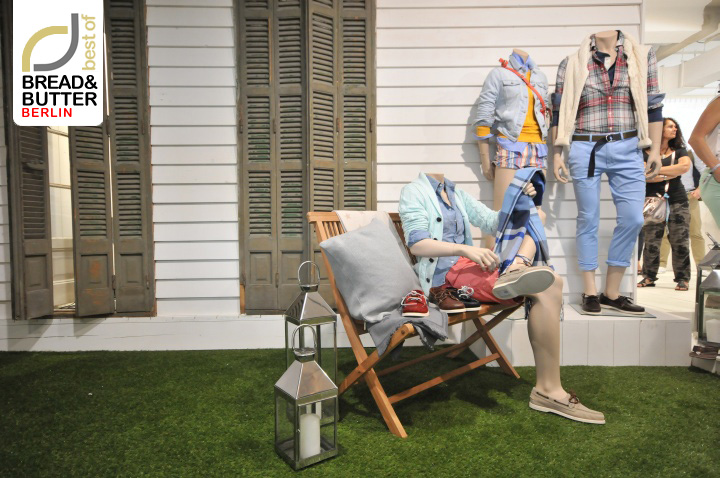 Bread & Butter Berlin 2013 Summer – GANT