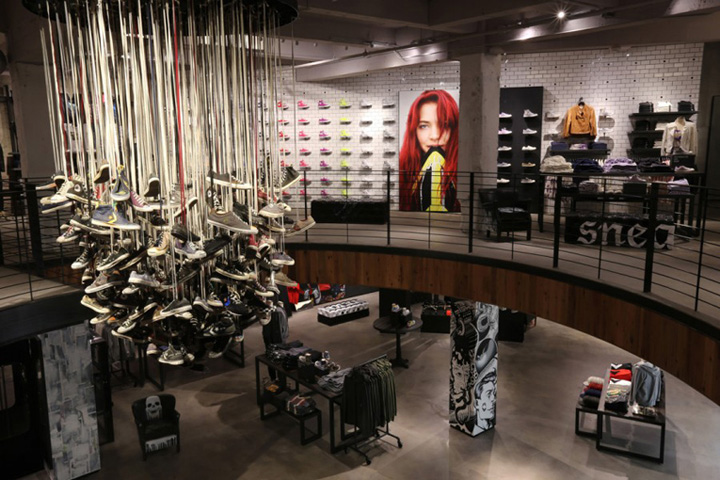 Converse flagship store, San Francisco – California