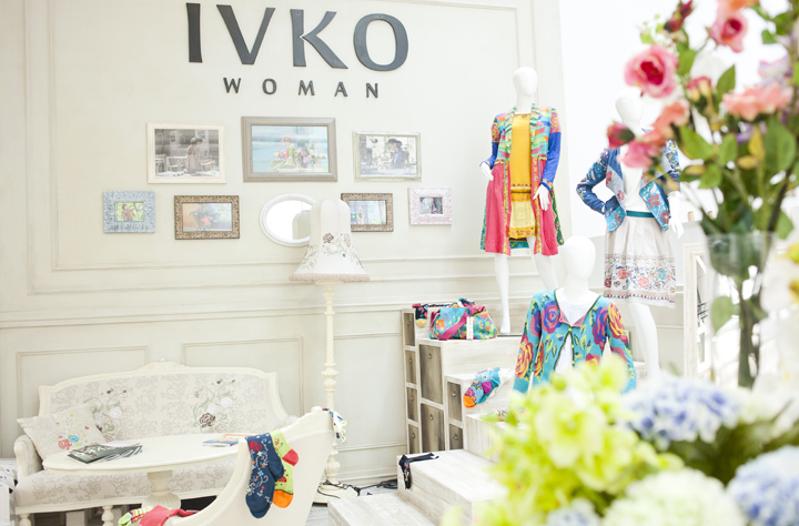 IVKO booth by Lana Skundric & Tamara Vintar at PREMIUM 2013, Berlin