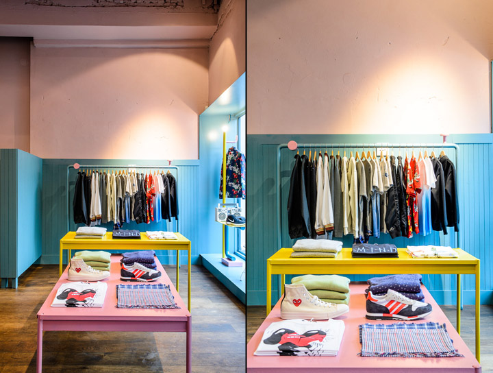 Loom store by Keyworth & Tonic Design, Cape Town