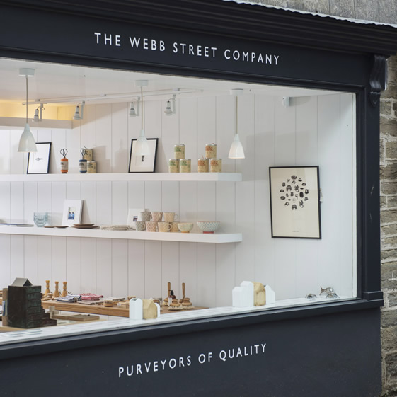 The Webb Street Company homewares shop