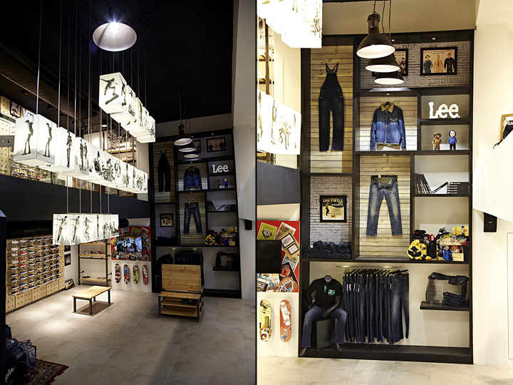 VF Brand Flagship Store by Restore Solutions, Bangalore – India