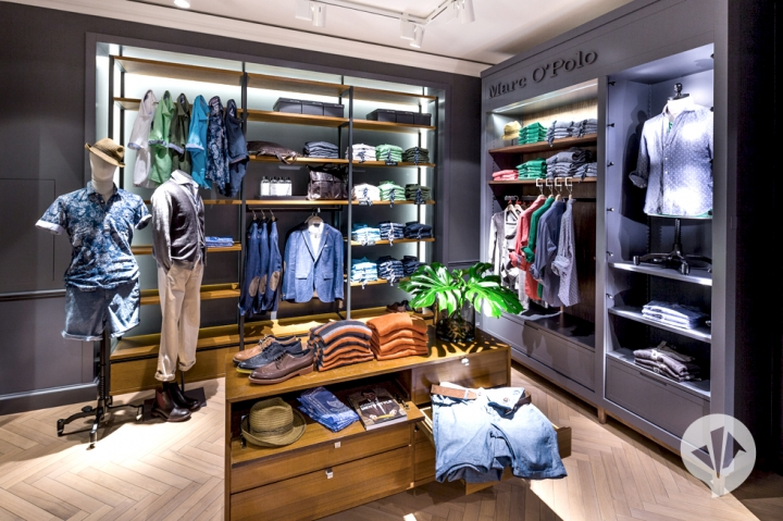 Marc O'Polo's Berlin Flagship Store