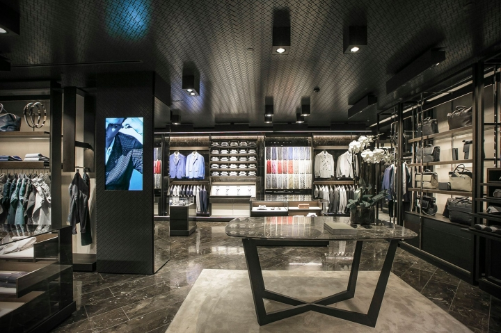 Canali opens new store in Hong Kong at Pacific Place