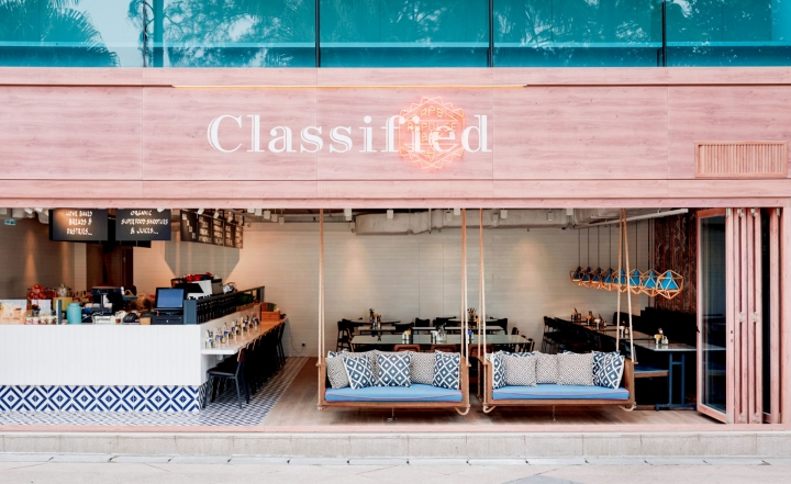 Classified coffee shop In Hong Kong