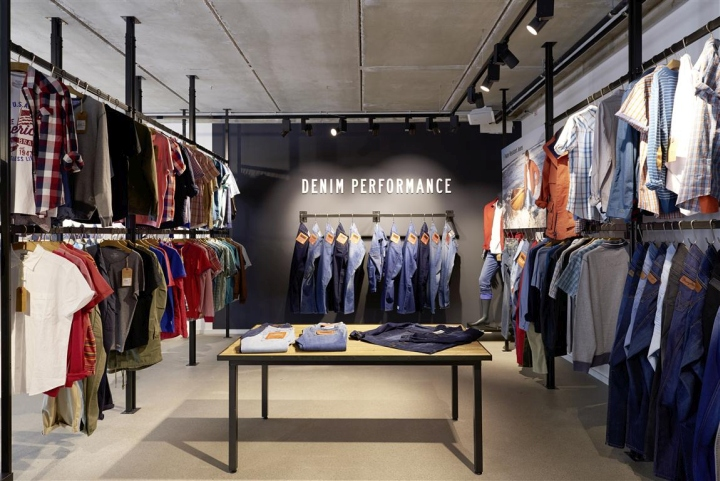 Wrangler Store by Arno