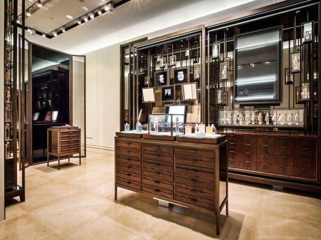 Burberry Opens Flagship Store in Shanghai