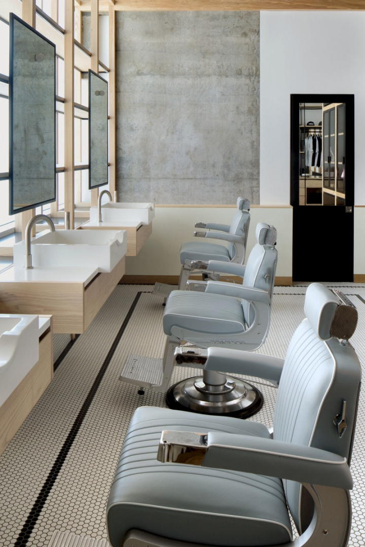 AKIN Barber & Shop – Dubai by  Zak Hoke