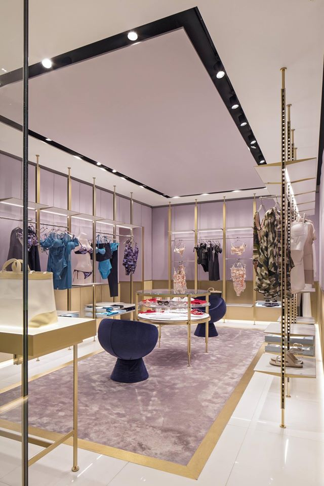 La Perla, Milan by Baciocchi Associati Studio