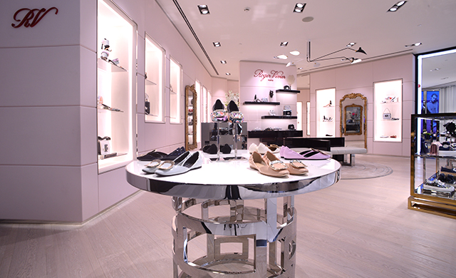 Roger Vivier opens first boutique in Kuwait 360 Mall