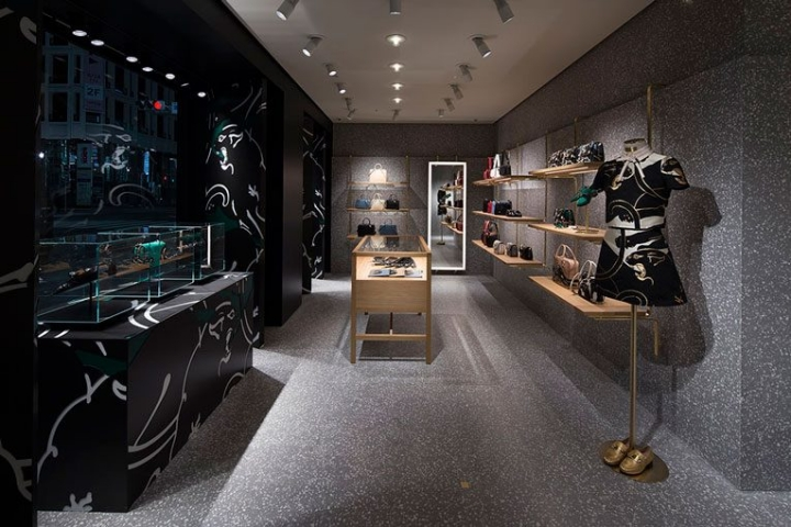 Valentino opens new store at Ginza Six Tokyo  by David Chipperfield Architects.