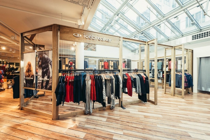 Icebreaker store concepts by double retail