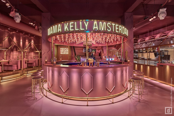 MaMa Kelly Amsterdam by de Horecafabriek