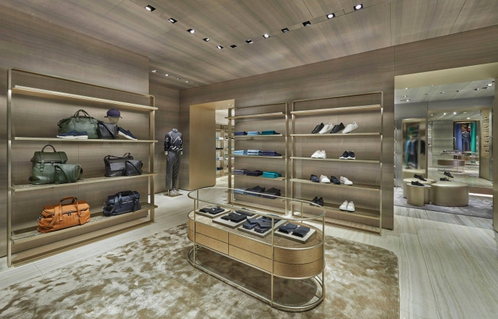 New Giorgio Armani boutique in Florence