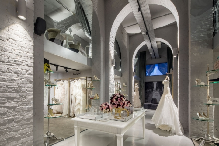 The Wedding Gallery in London by Christian Lahoude Studio