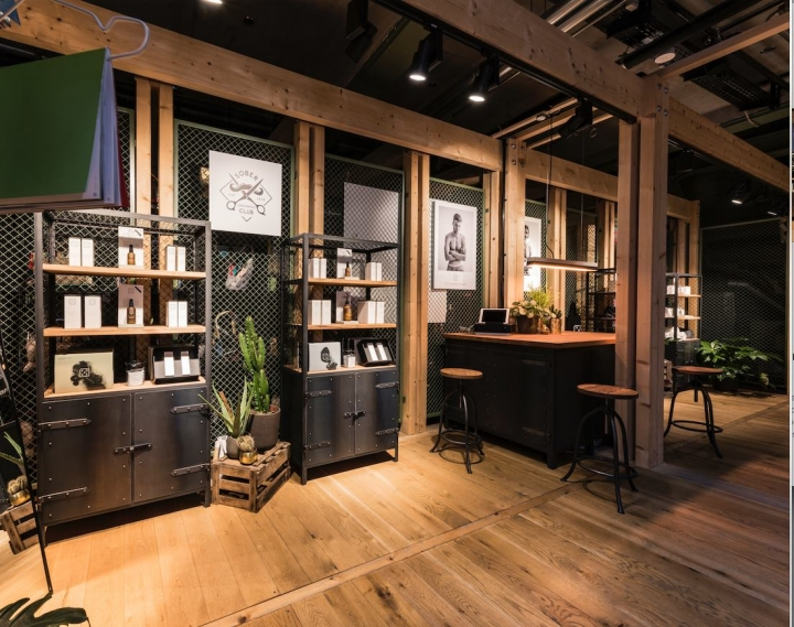 Sober skin Care Products pop-up shop by NOODLES NOODLES & NOODLES