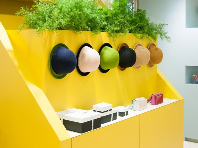 My Panda retail concept by Torafu Architects Japan