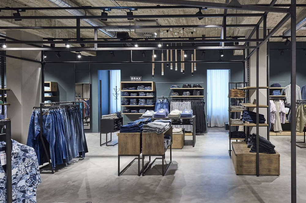Juhasz store by blocher partners