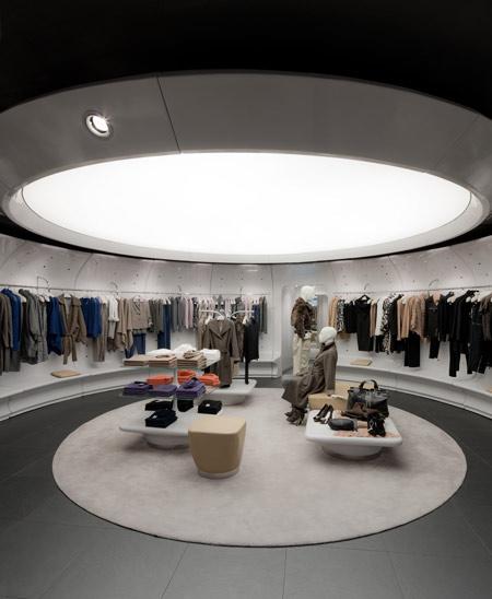 Stefanel Flagship Store in Frankfurt
