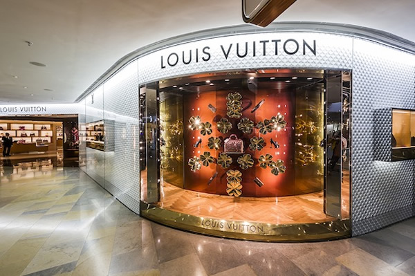 Louis Vuitton Hong Kong - Pacific Mall