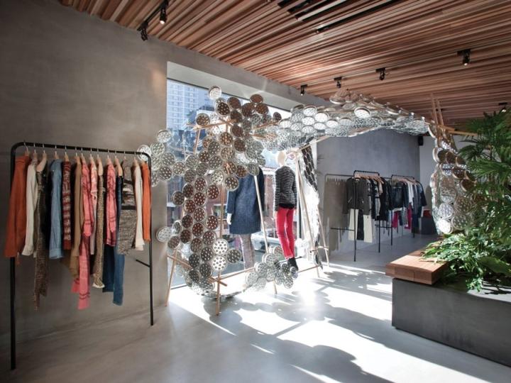 Isabel Marant Stores Paris & Seoul