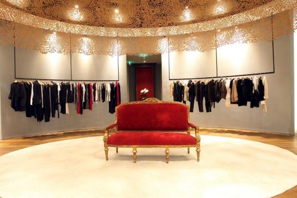 joyce store opening in beijing