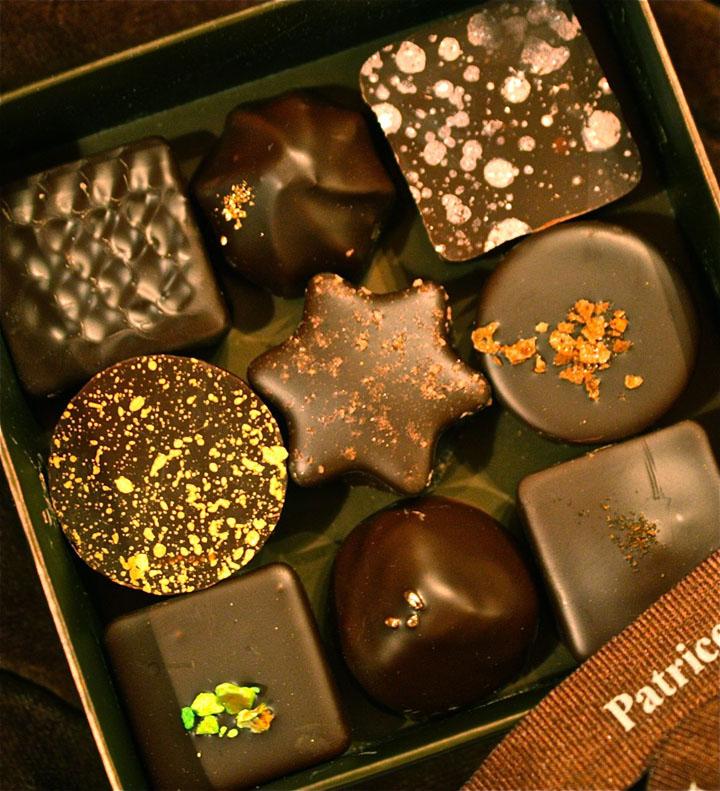 Patrice Chapon Chocolaterie, Paris