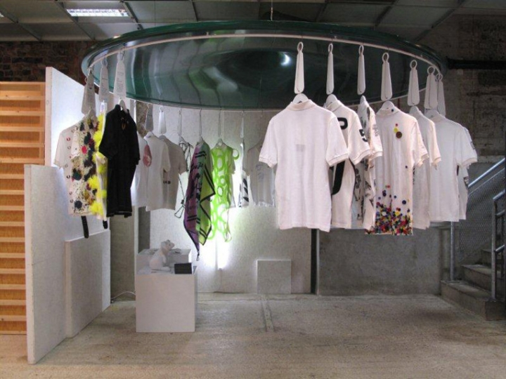 tachiagari shop concept in dover street  London
