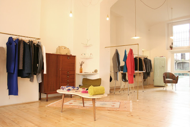 The Garden K concept store in Milan