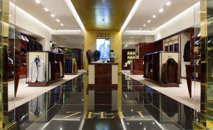 Zilli luxury store in Tysons Galleria in McLean, Virginia