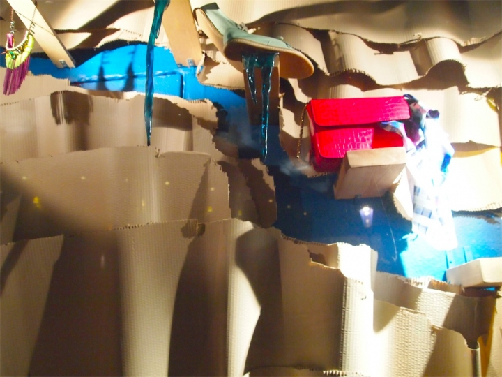 Harvey Nichols Accessories Windows, London