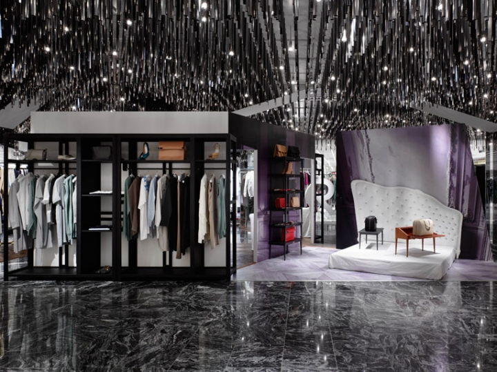 "Martin Margiela ""l'espace maison"" concept pop-up store in Tokyo"