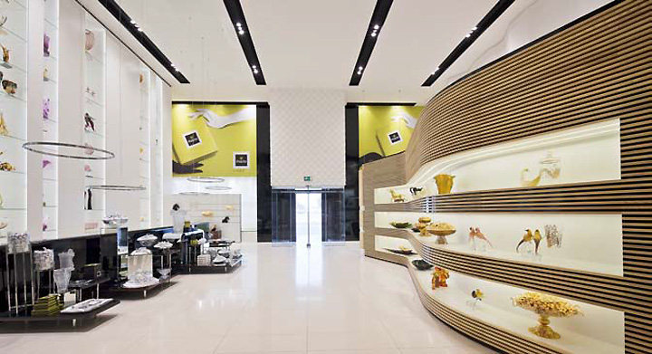Patchi chocolatier shop Ryiadh – Saudi Arabia