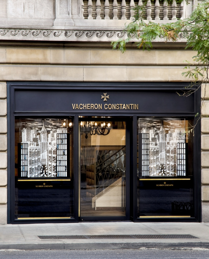 Vacheron Constantin boutique in New York