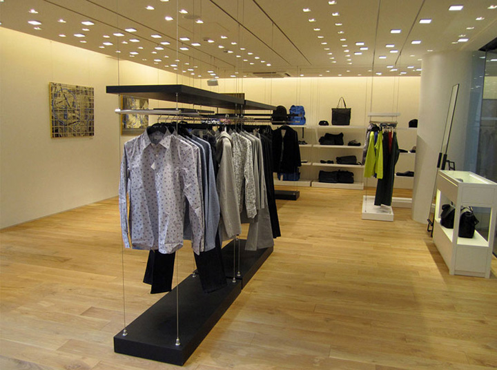 agnès b. flagship store, Tokyo