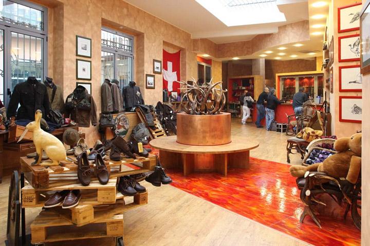 Armeria store by Nicoletta Protti