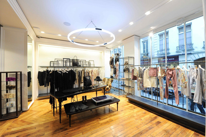 Diesel Store in Paris