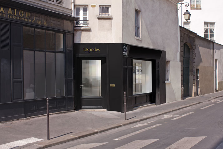 Liquides Perfume Bar in Paris