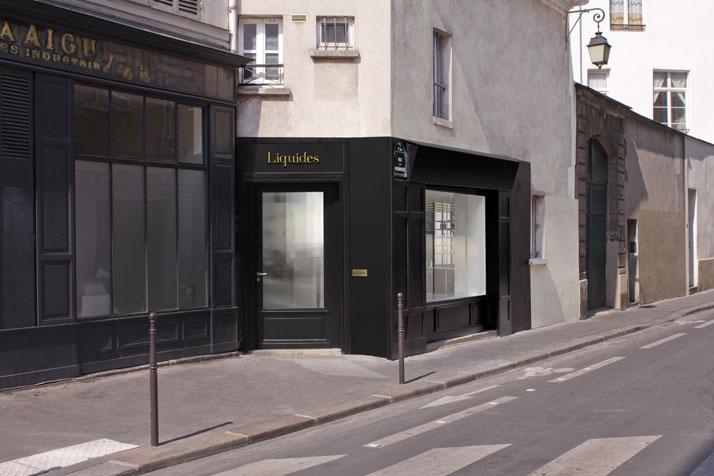 Liquides Perfume Bar in Paris
