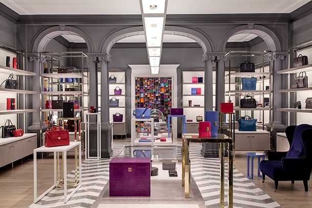 Smythson shop London