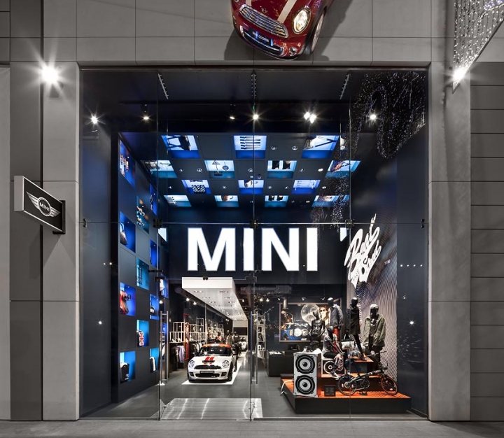 MINI pop-up store London