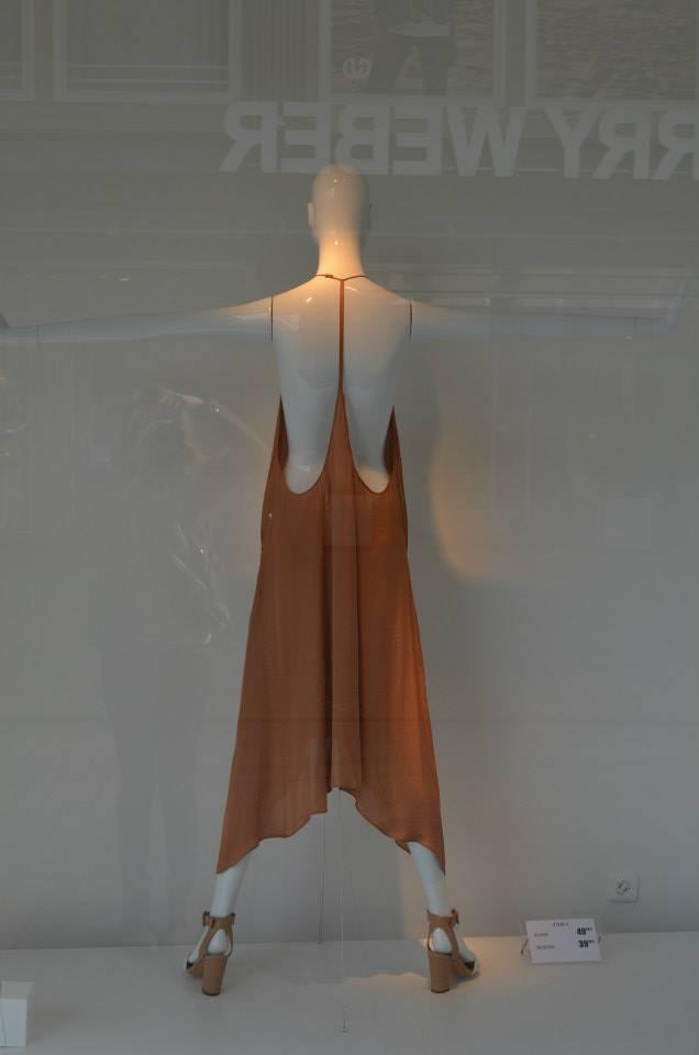 ZARA display Cologne