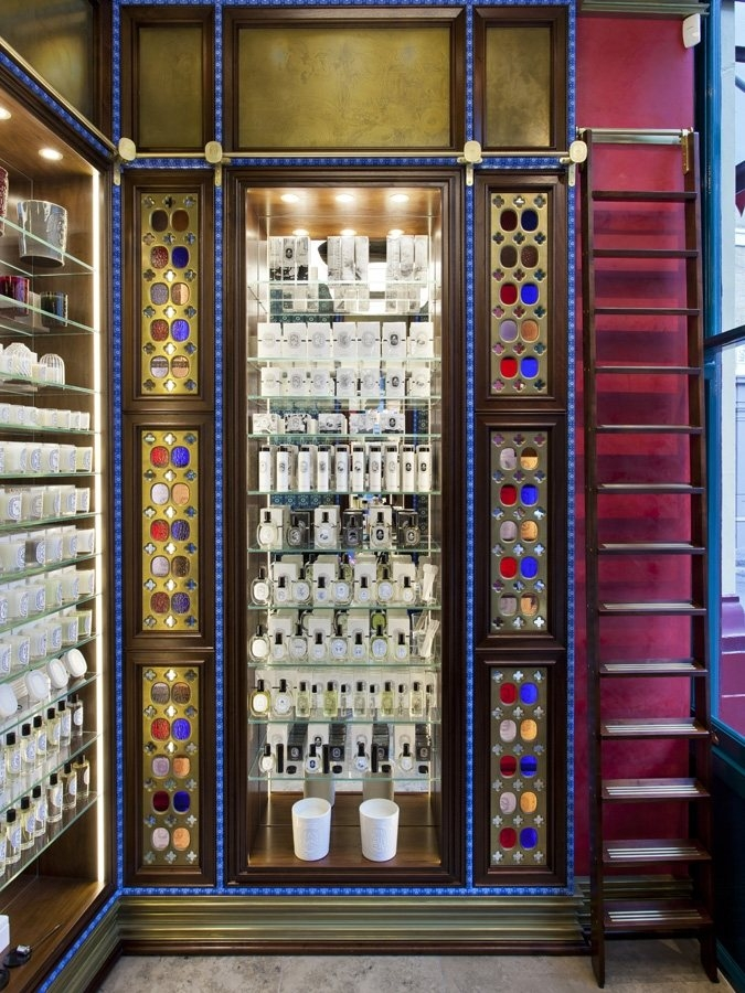 Diptyque London by Christopher Jenner
