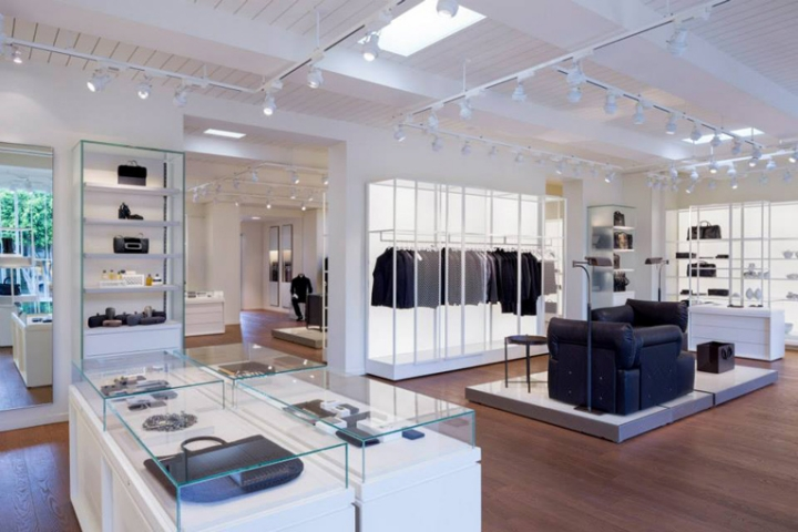 Bottega Veneta store, Los Angeles