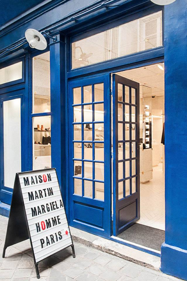 New Maison Martin Margiela Paris Montpensier Homme