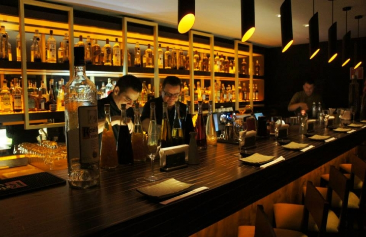 Osaka Restaurant in Sao Paulo | AGCH Arquitectos