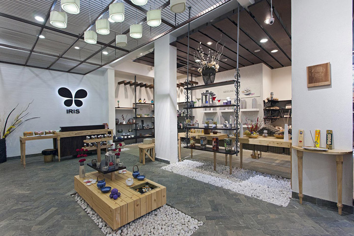 IRIS store by 4D, Bangalore – India